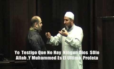 Convertido a El Islam
