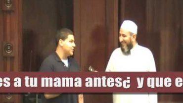El Tiene 17 Anós y Acceptó El Islam !!!!