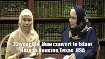 Latina Musulmana ./ Converted to Islam.