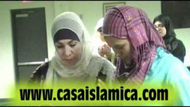 Una Hispana Abraza El Islam.