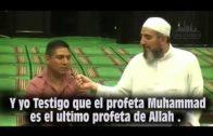 Ahora Francisco es Un nuevo musulmán