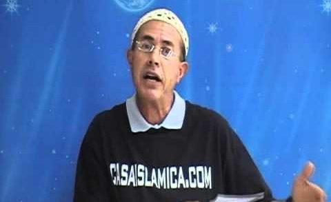 Un Cristiano Atacando El Islam !