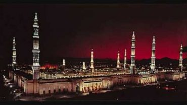 La muerte del profeta Muhamed (La paz del creador este con el )