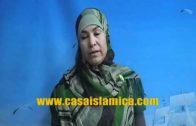 Una Pastora Atacando el islam .