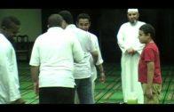 Alabado sea Allah, Señor del Universo.