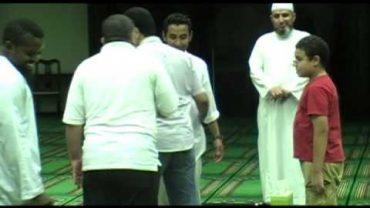 Un Hermano del Salvador Acepto el Islam.