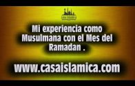 Mi experiencia del ayuno de el Ramadan # 1