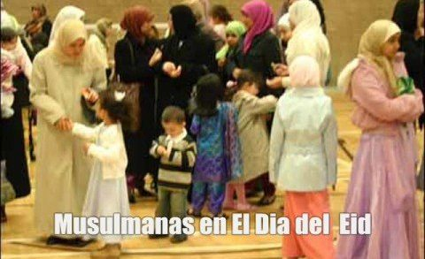 EID El Fitre Alrededor del mundo/ Muslims Eid Around the World .