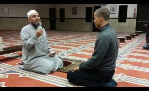 Testimonio de un nuevo musulman de España .
