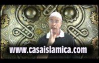 Omar ibn Al Khatab en frente de Satanas .