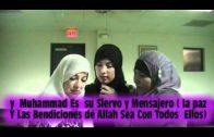 Ex-Cristiana Acepto El Islam ( Mexicana Musulmana ) .