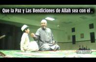 Fernando de 7 años acepto el Islam .