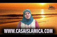 Los Verdaderos Hombres Musulmanes .Con La Hermana Roxana ( Que Allah tenga piedad de ella.)