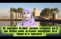 Una Mexicana Acepto el Islam .