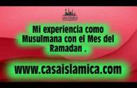 Mi experiencia del ayuno del Ramadan #3