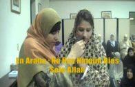 Como La señora Aleyda Acepto el Islam ?